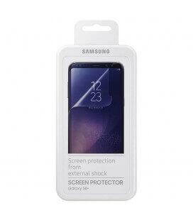 Screen Protector Samsung ET-FG955CTEGWW για SM-G955F Galaxy S8+ Curved Full Face (2 Τεμάχια)