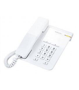 Σταθερό Ψηφιακό Τηλέφωνο Alcatel Temporis 26 Λευκό
