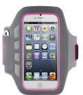 Θήκη Μπράτσου Ancus για Apple iPhone 5/5S/5C Μαύρη-Ρόζ