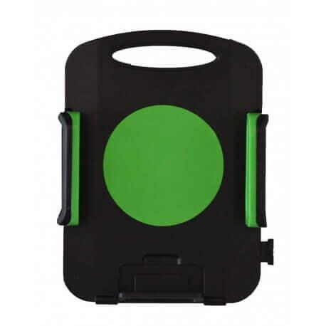 Βάση Στήριξης Αυτοκινήτου Ancus Universal Πράσινη - Μαύρη για Tablet 7'' έως 10.1'' Ίντσες