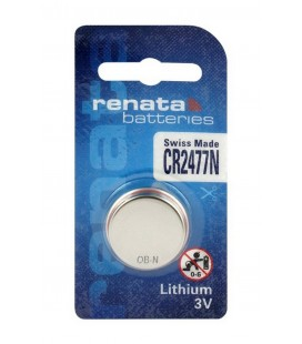 Buttoncell Lithium Electronics Renata CR2477N Τεμ. 1