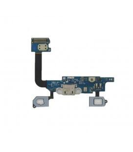 Καλώδιο Πλακέ Samsung SM-G850F Galaxy Alpha με Επαφή Φόρτισης, Μικρόφωνο, Πλήκτρα Αφής και Κεντρικό Πλήκτρο Original GH96-07455A