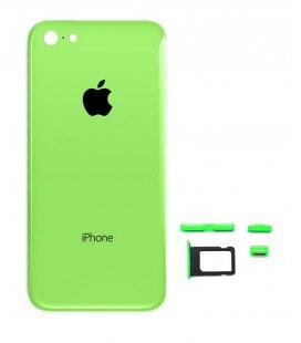 Πίσω Κάλυμμα Apple iPhone 5C Πράσινο Original