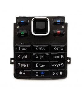 Πληκτρολόγιο Nokia 6300 Μαύρο OEM