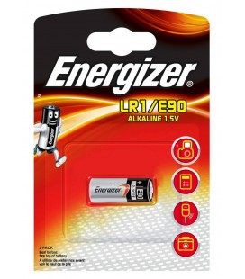 Μπαταρία Αλκαλική Energizer LR1/E90 1.5V Τεμ. 1