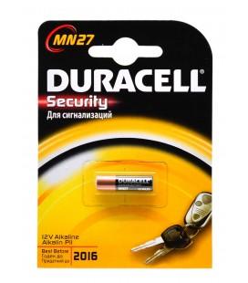 Μπαταρία Αλκαλική Security Duracell 12V size MN27 Τεμ. 1