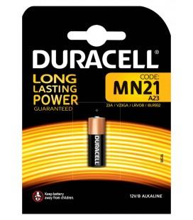 Μπαταρία Αλκαλική Duracell Long Lasting Power MN21 size 23A/V23GA/LRV08/8LR932 12 V Τεμ. 1