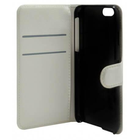 Θήκη Book Ancus Teneo για Apple iPhone 6/6S Λευκή