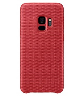Θήκη Faceplate Samsung Hyperknit Cover EF-GG960FREGWW για SM-G960 Galaxy S9 Κόκκινη