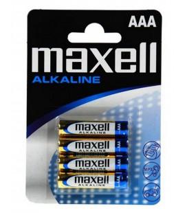Μπαταρία Αλκαλική Maxell LR03 size AAA 1.5 V Τεμ. 4