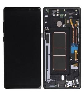 Γνήσια Οθόνη & Μηχανισμός Αφής Samsung SM-N950F Galaxy Note 8 Μαύρο GH97-21065A