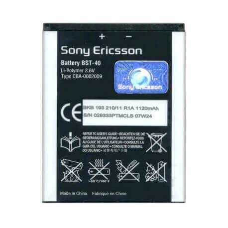 Μπαταρία S.Ericsson BST-40 για P1 Original Bulk