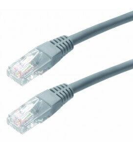 Καλώδιο Δικτύου Jasper Cat 6 UTP 30m Γκρί Patch Cord