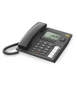 Σταθερό Ψηφιακό Τηλέφωνο Alcatel Temporis 76 Μαύρο