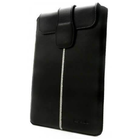 Θήκη Protect Ancus για Apple iPad Mini/Mini 2 Δέρμα Μαύρη