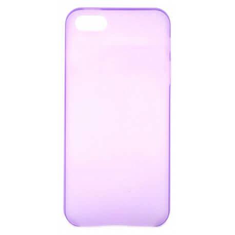 Θήκη Ultra Thin Ancus για Apple iPhone 5/5S Μώβ 0.35mm.