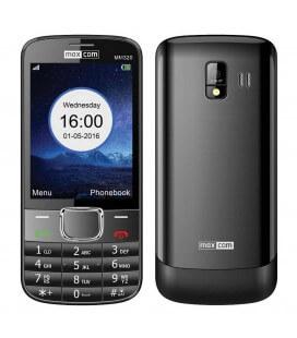 Maxcom MM320 με Κάμερα, Bluetooth, Φακό και Ραδιόφωνο Μαύρο
