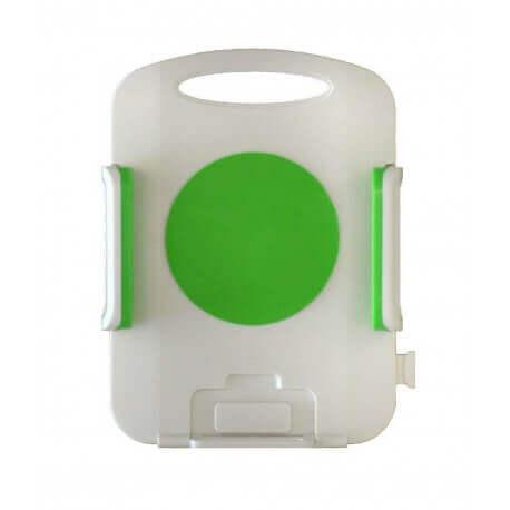 Βάση Στήριξης Αυτοκινήτου Ancus Universal Πράσινη - Λευκή για Tablet 7'' έως 10.1'' Ίντσες