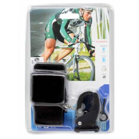 Βάση Στήριξης Ποδηλάτου Ancus Universal με Μεταλλικό Βραχίονα για Smartphone έως 5,5'' Ίντσες