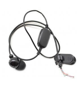 Ανταλλακτικό Ακουστικό Bluetooth Hands Free Mobilis T11 Μαύρο