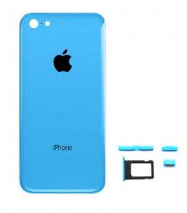 Πίσω Κάλυμμα Apple iPhone 5C Μπλέ Original