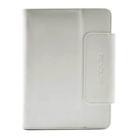 Θήκη Book Ancus Teneo Universal για Tablet 7'' - 8'' Ίντσες Λευκή (20 cm x 13.5 cm)