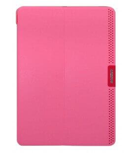 Θήκη Smart Baseus Nappa Ultra-Thin για Apple iPad Air Ρόζ Δερμάτινη