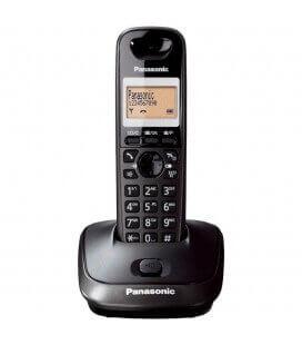 Ασύρματο Ψηφιακό Τηλέφωνο Panasonic KX-TG2511 Μαύρο