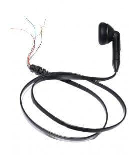 Ανταλλακτικό Ακουστικό Bluetooth Hands Free Vieox V300, V301 Μαύρο
